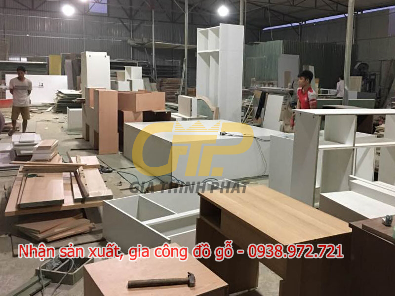 xưởng đồ gỗ nội thất tại tphcm