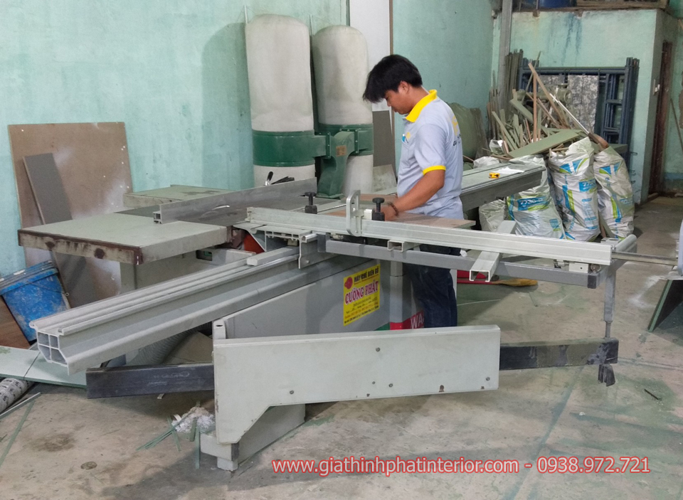 xưởng sản xuất đồ gỗ nội thất